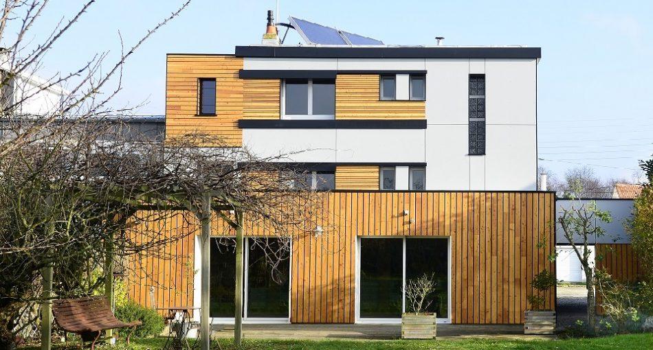 Focus sur l'extension bardage bois
