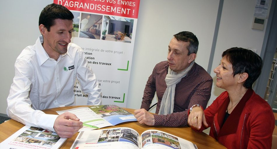 Ouverture de l'agence Agrandir Ma Maison Toulouse (31)