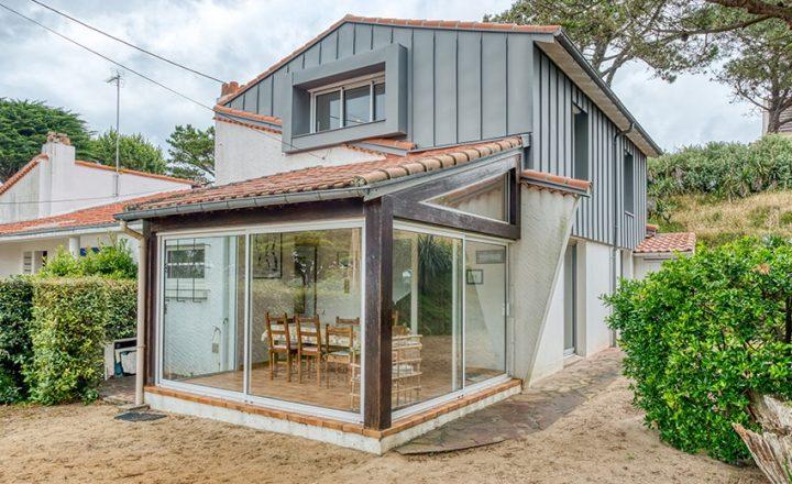 Rehaussement de toiture pour agrandir une maison