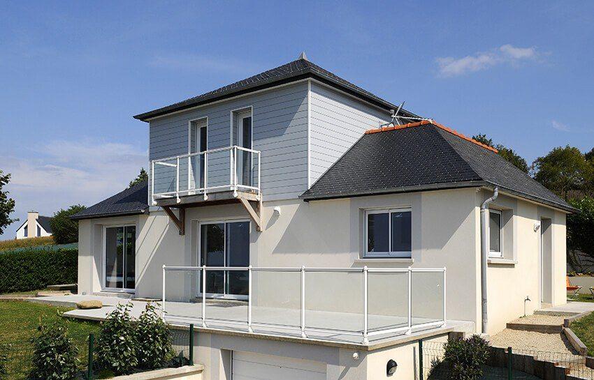 Une surélévation de toiture pour agrandir votre maison - Agrandir ma maison