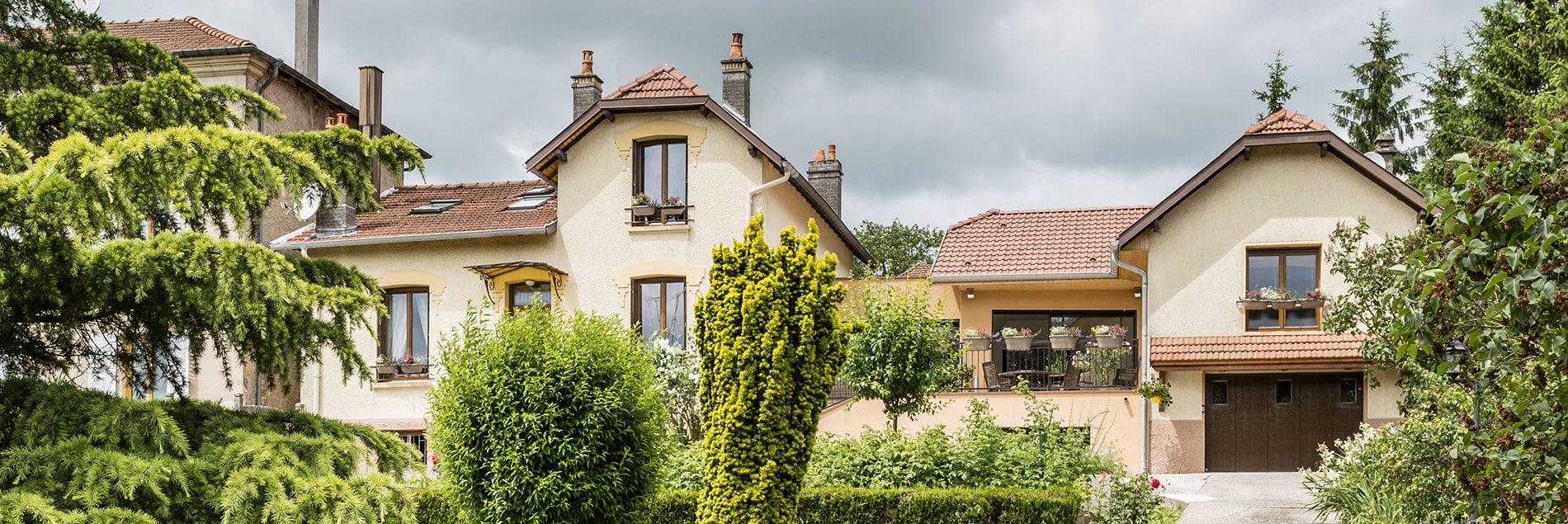 agrandir sa maison à Dijon
