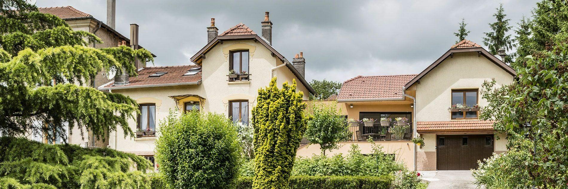Agrandir sa maison à Besançon