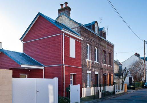 avantages extension maison bois