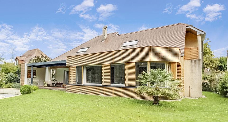 Agrandir sa maison en bois ventana blog - Agrandir sa maison ...