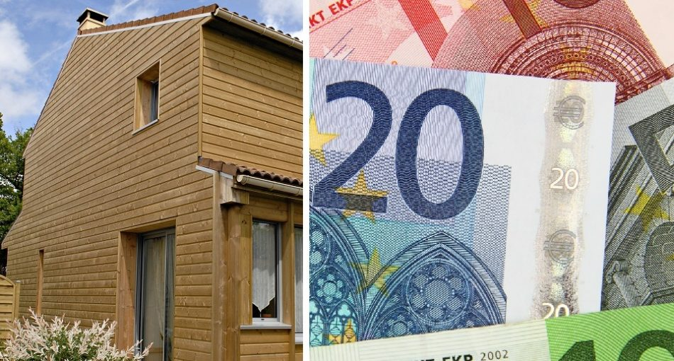 Combien coute une extension de maison de 40m2?