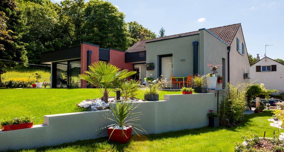 En pratique combien coute une extension maison agrandir ma maison - Combien coute de faire construire sa maison ...