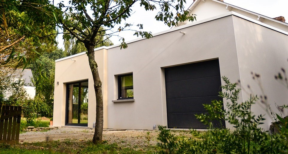 Construction Garage Toit Plat Comment Choisir Agrandir