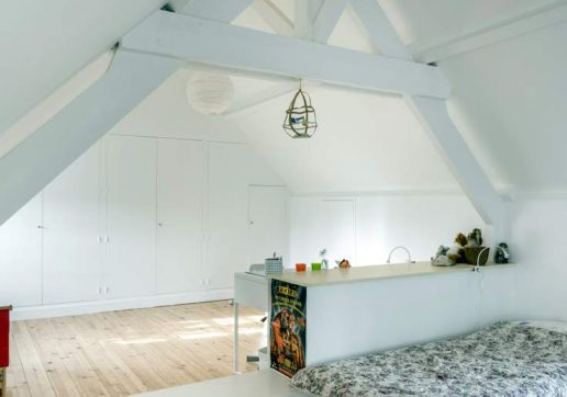 cout aménagement combles 50 m2