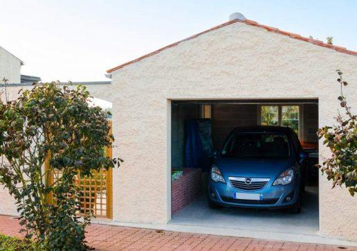 cout construction d'un garage détaché