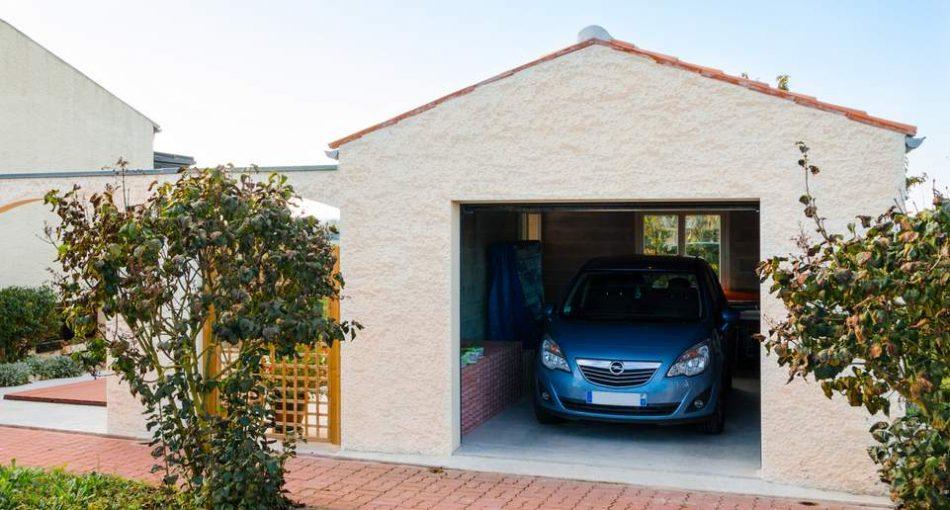 Quel coût de construction pour un garage détaché ?