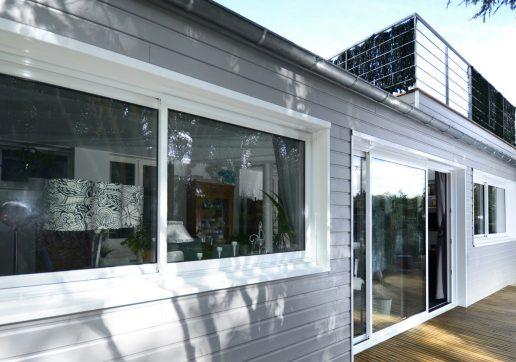 coût pour une extension maison de 60 m2
