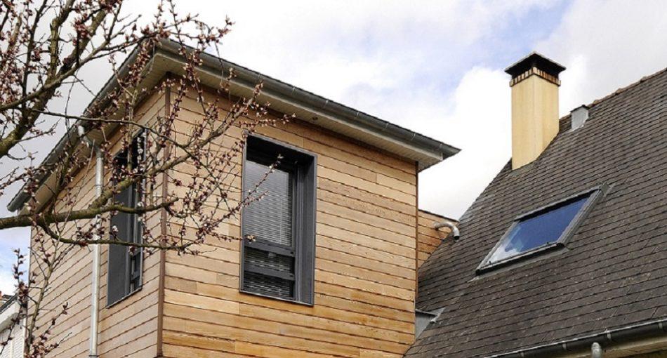 Quel est le cout surelevation maison ossature bois?