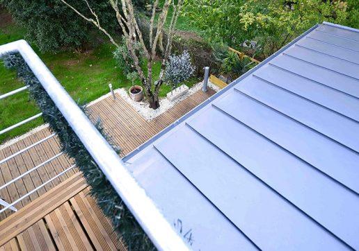 couverture toit terrasse