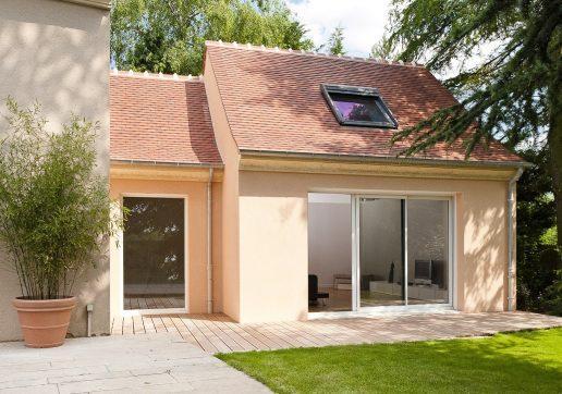 devis extension maison 20m2