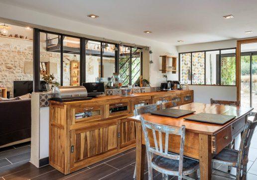 Quelle extension pour une meuli re agrandir ma maison - Extension cuisine sur jardin ...