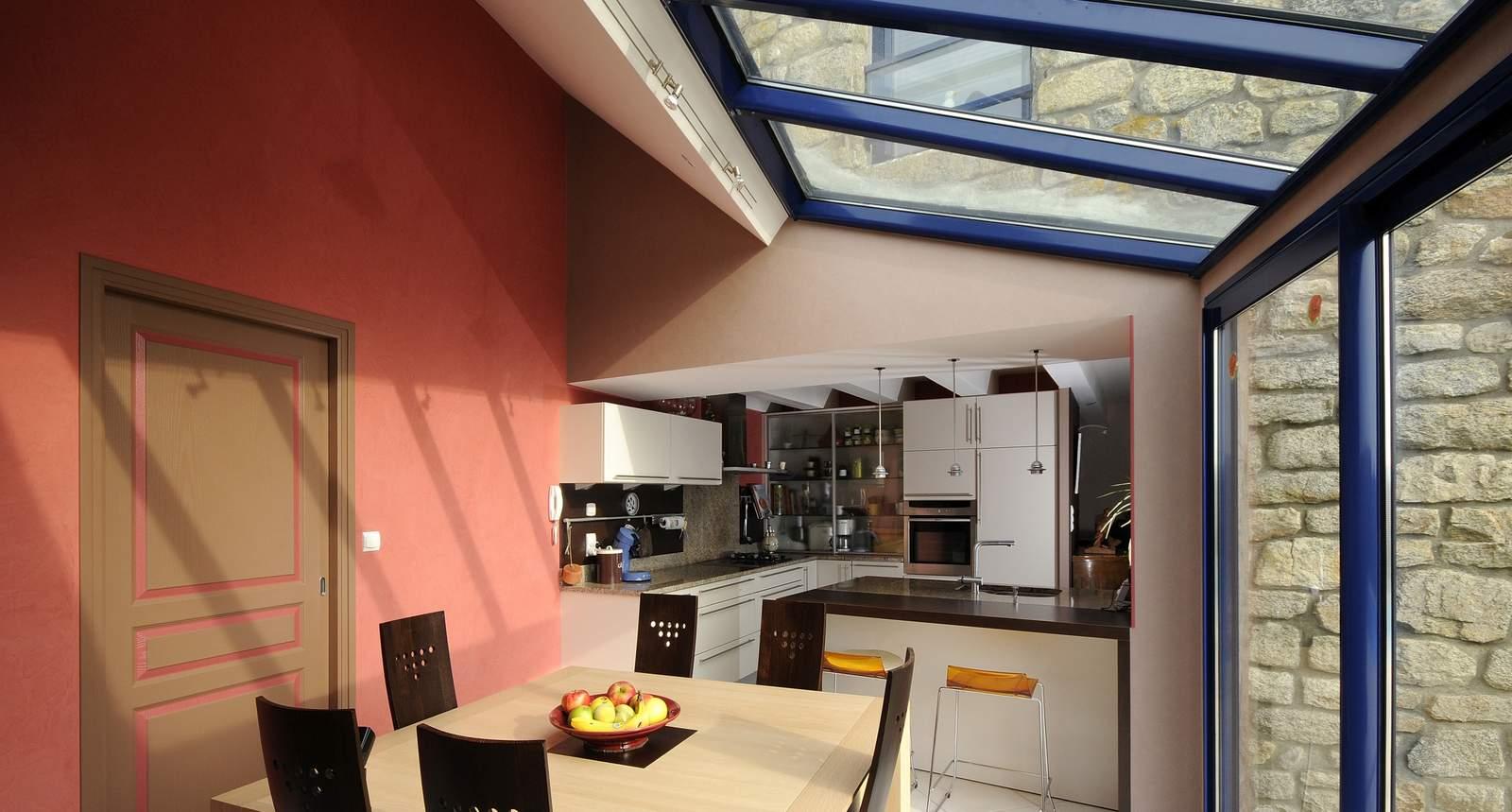 Emplacement Cuisine Dans La Maison quel prix pour une extension cuisine ? - agrandir ma maison