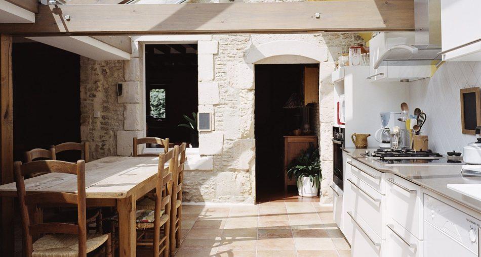 Zoom Sur Extension Cuisine Veranda Bois Agrandir Ma Maison