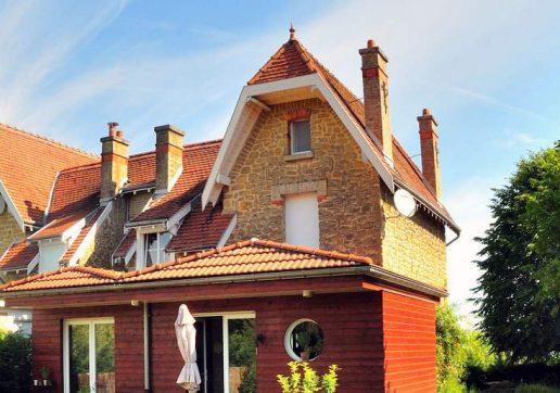 extension pour une maison 1930
