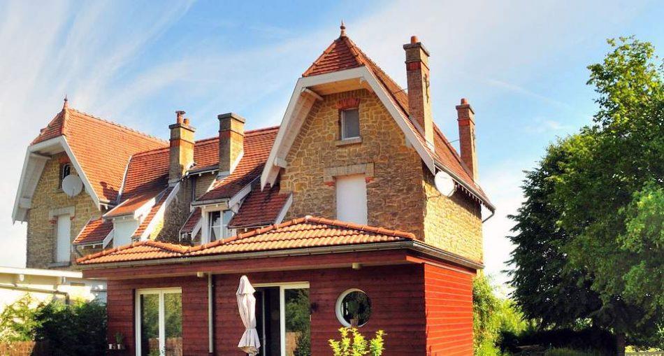 Quelle extension pour une maison 1930 ?