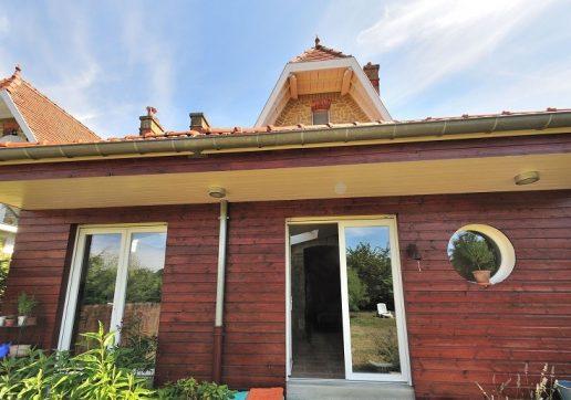 extension maison année 60
