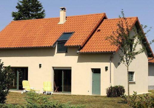 extension maison beton