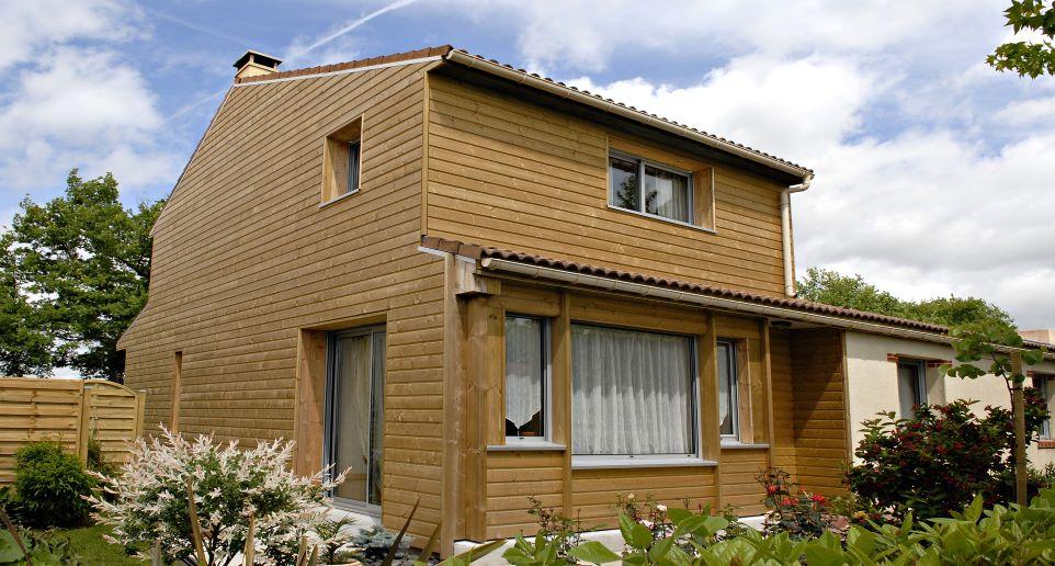 extension maison bois les prix agrandir ma maison. Black Bedroom Furniture Sets. Home Design Ideas