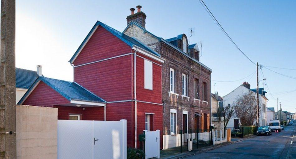 Extension maison ville: de la place en plus en cœur de ville