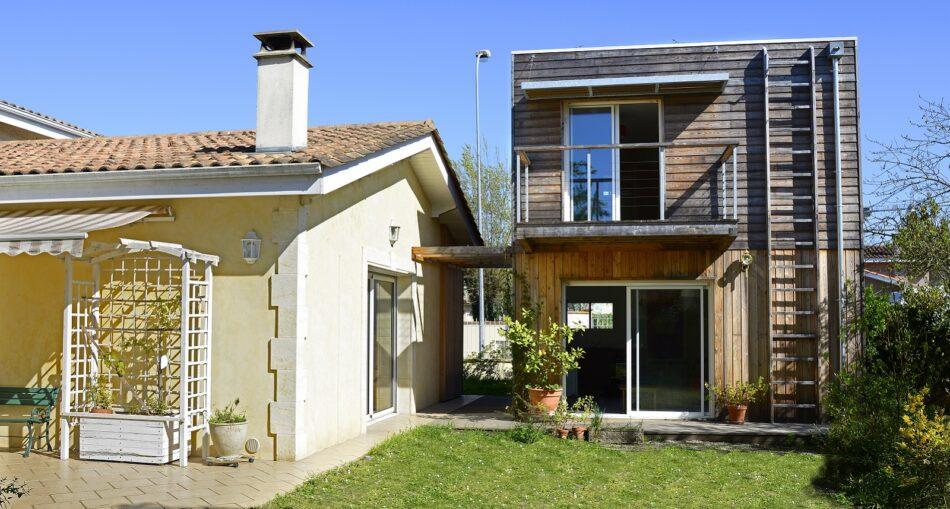 Envie d'une extension maison dans votre jardin?