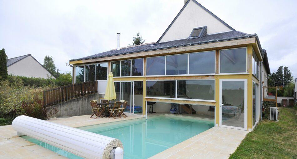 Quelle extension maison pour un spa?
