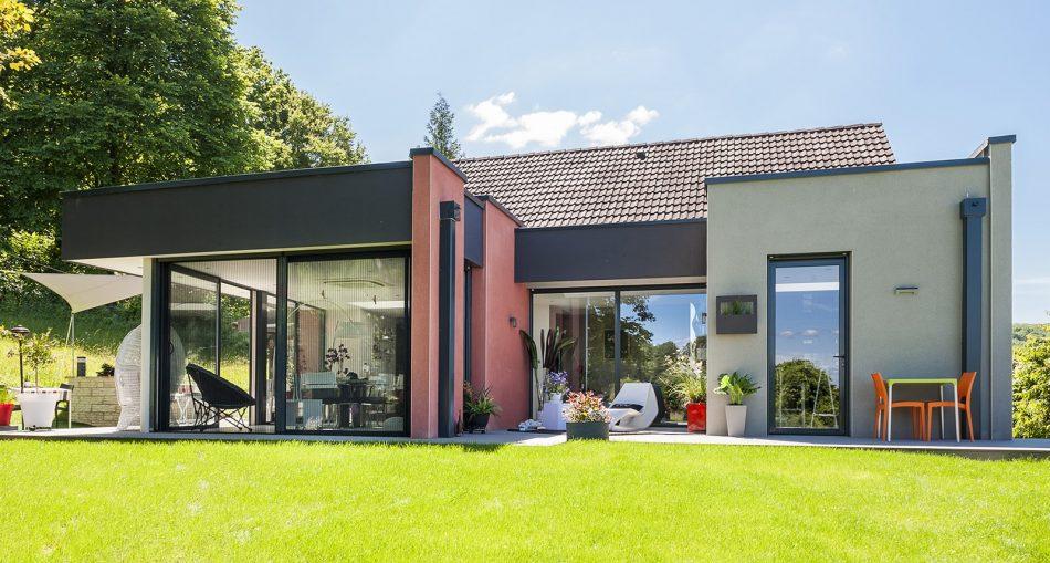 Choisir une extension à toit plat pour agrandir sa maison