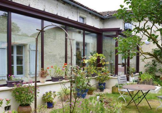 extension maison verrière