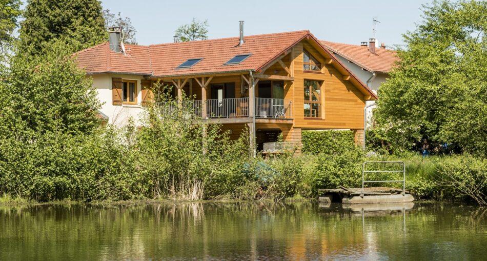 Quelle extension maison en zone inondable?