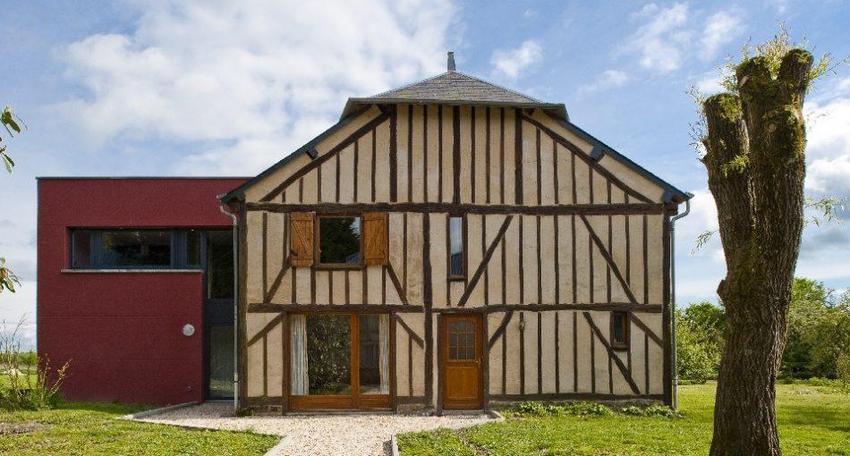 Extension moderne sur maison ancienne : comment choisir ...
