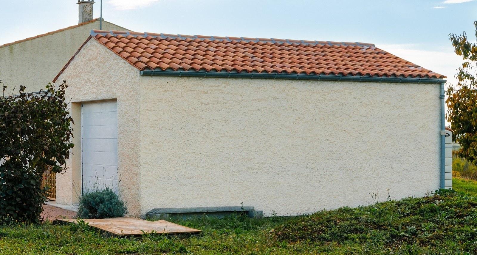 Prix Amenagement Comble 20M2 zoom sur le garage 20m2 parpaing - agrandir ma maison