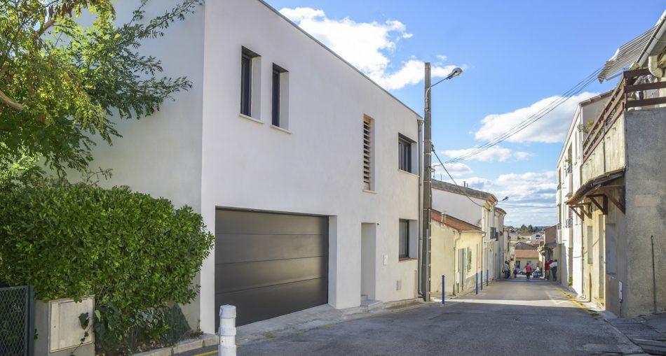Quelles options pour un garage 50m2?