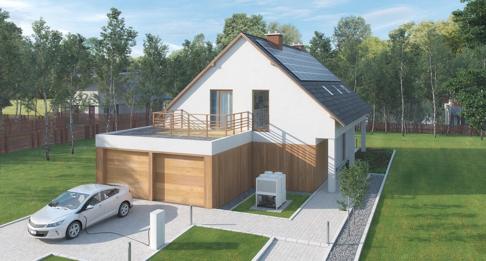 Comment Creer Un Garage Toit Plat Beton Agrandir Ma Maison
