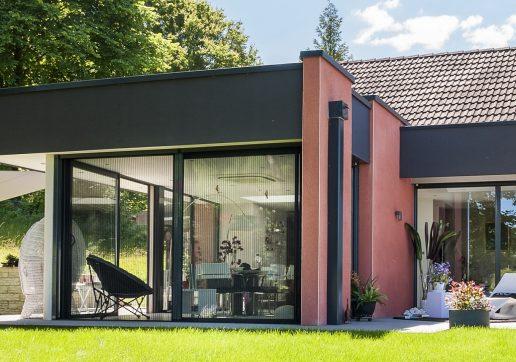 modele de veranda alu
