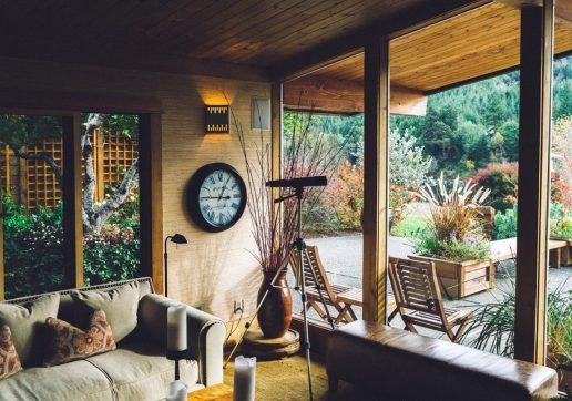 modele veranda en bois