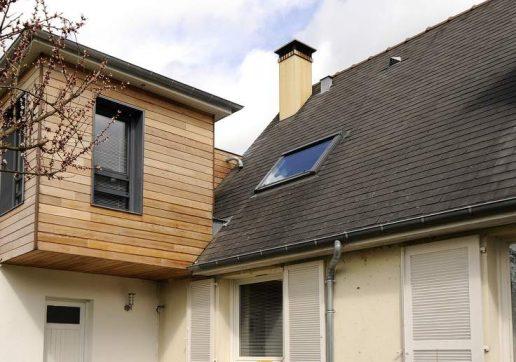 créer une petite extension à votre maison