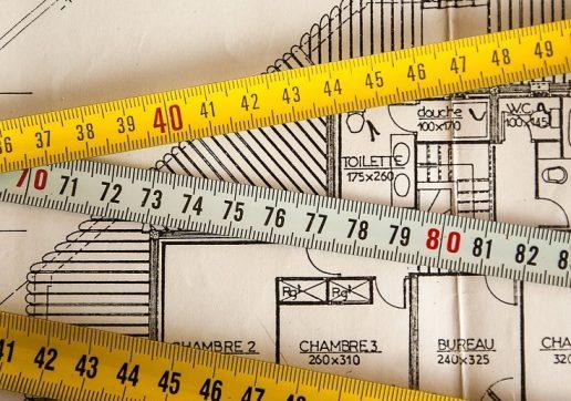 plan extension bois toit plat