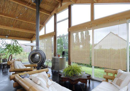 plan veranda bois