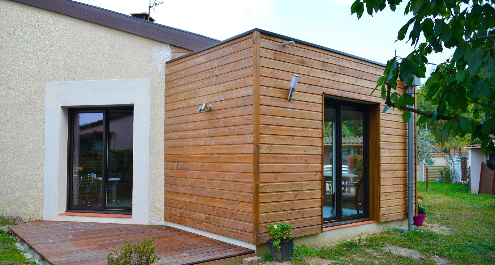 Le Prix Extension Bois 15m2 Agrandir Ma Maison