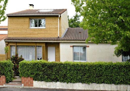 prix extension bois avec etage