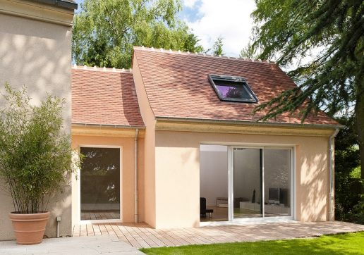 prix extension maison 40m2