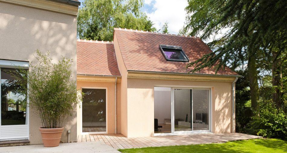 Quel prix pour une extension maison 40m2?