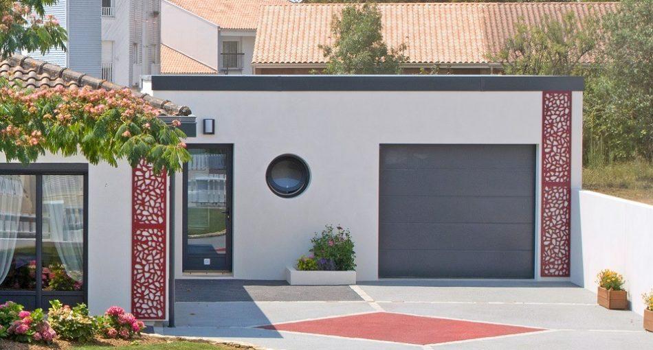 Quel est le prix au m2 pour un garage?