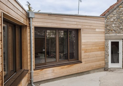 reglementation extension bois