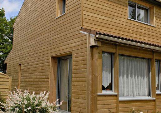 rehausse maison bois