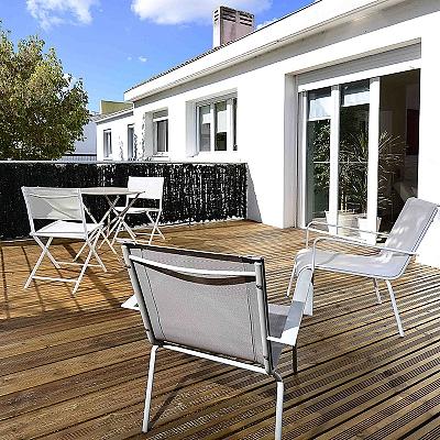 Choisir un toit terrasse ou un toit plat pour son extension for Toit plat ou toit traditionnel