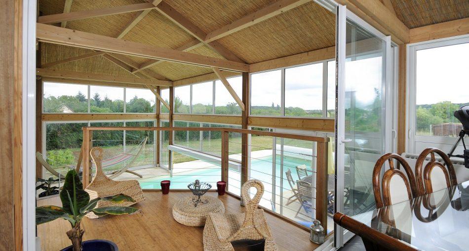 Construire une veranda sur terrasse bois, possible ou pas?